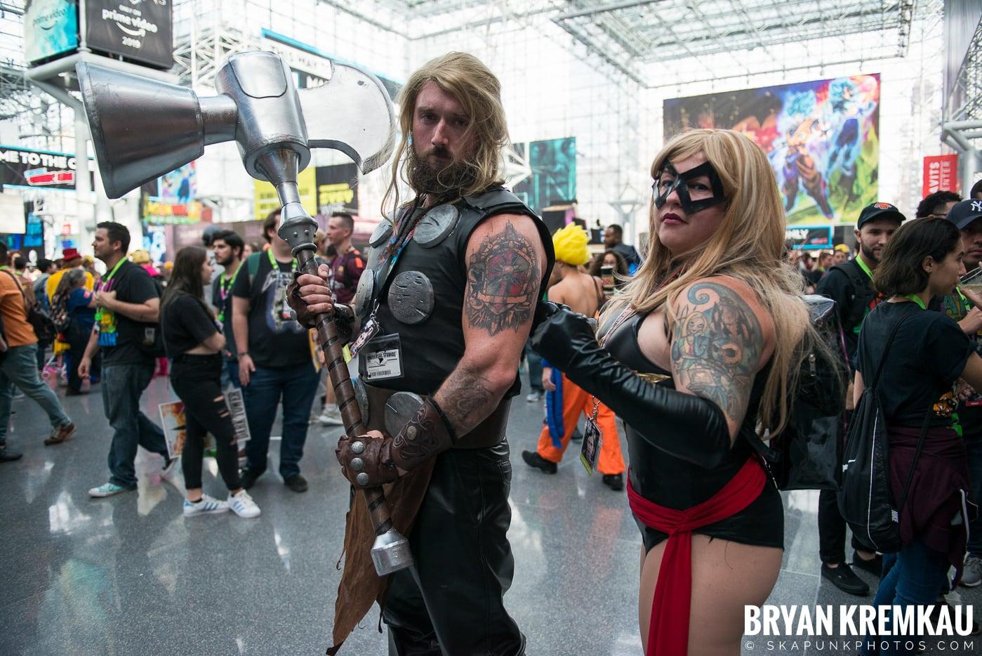 New York Comic Con 2018: Friday - 10.5.18 (3)