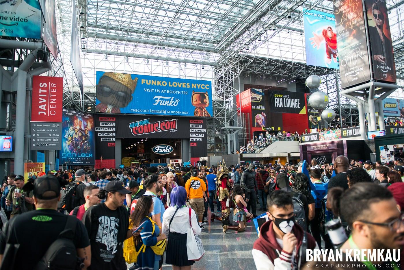 New York Comic Con 2018: Friday - 10.5.18 (1)