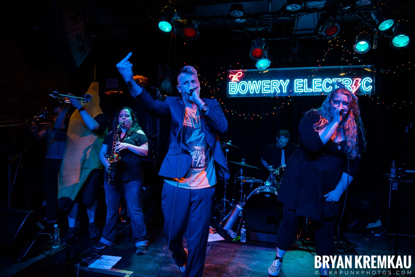 Thirteen Towers @ Bowery Electric, NYC - 11.17.18 (8)