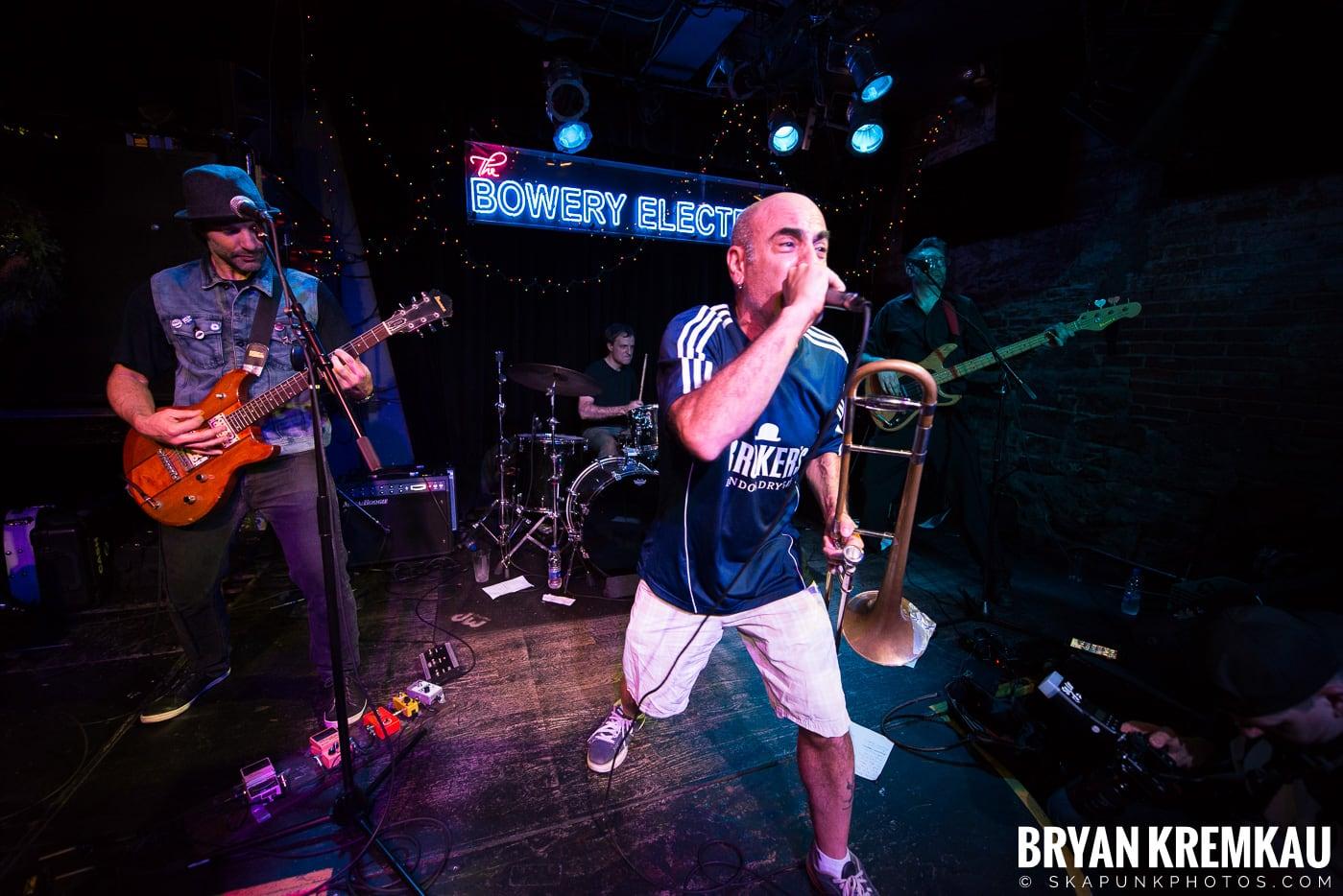 Cenzo @ Bowery Electric, NYC - 11.17.18 (6)