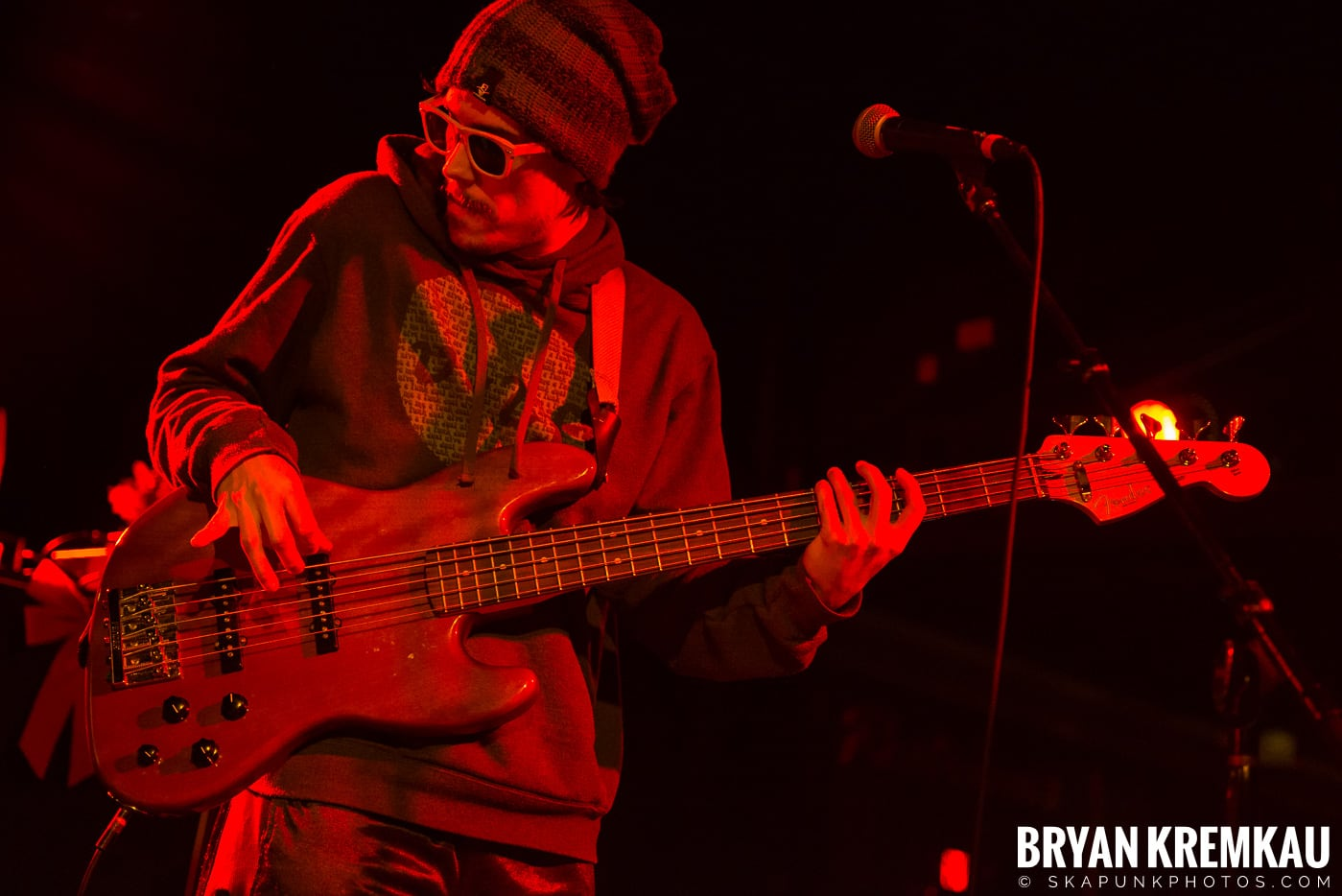 Psychotic Submarines @ Starland Ballroom, Sayreville, NJ - 11.23.18 (9)