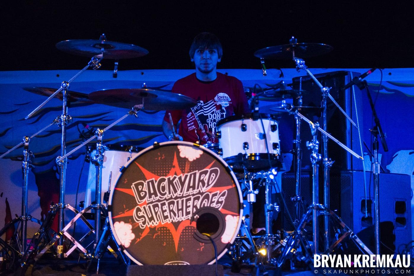 Backyard Superheroes @ Starland Ballroom, Sayreville, NJ - 11.23.18 (27)