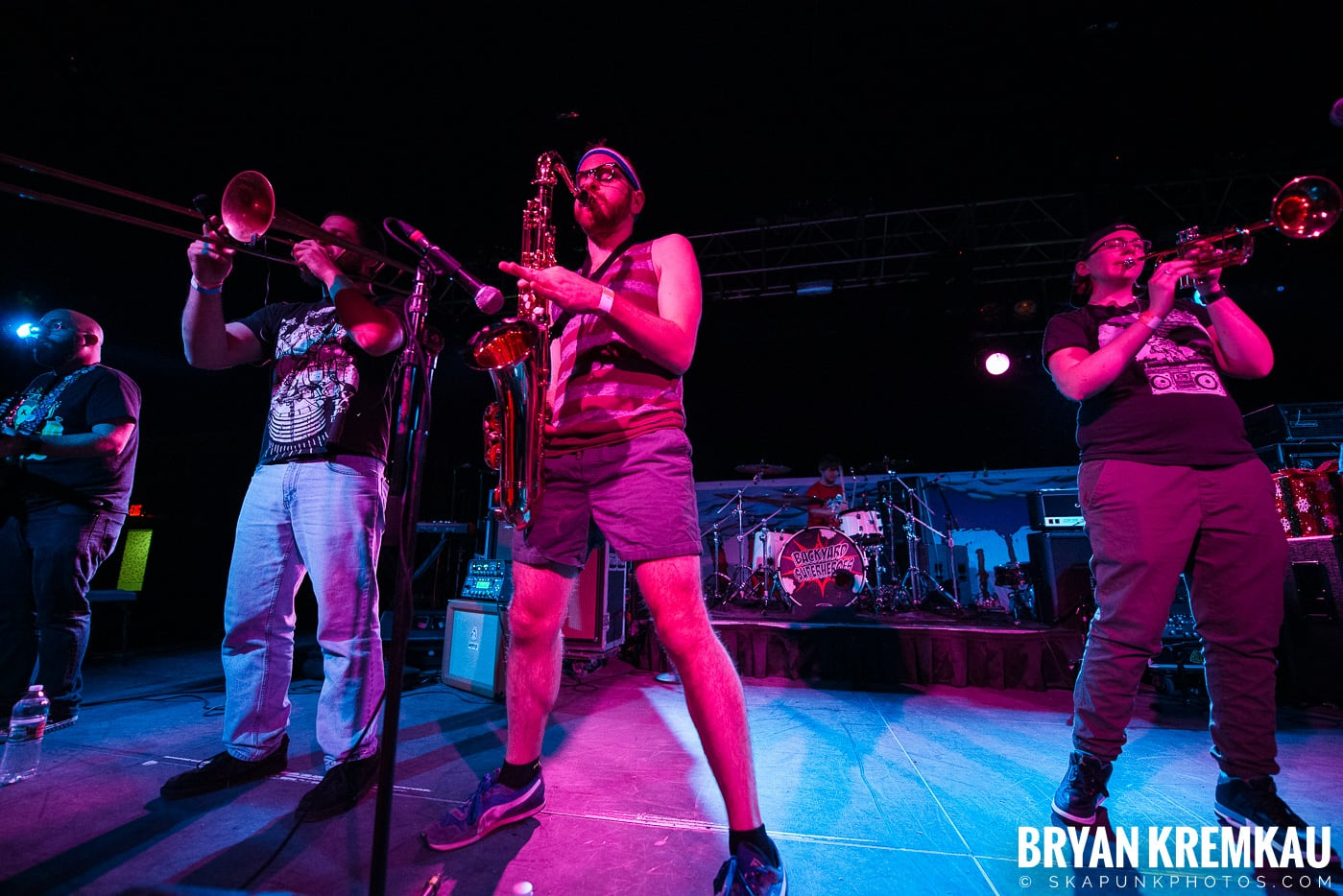 Backyard Superheroes @ Starland Ballroom, Sayreville, NJ - 11.23.18 (13)