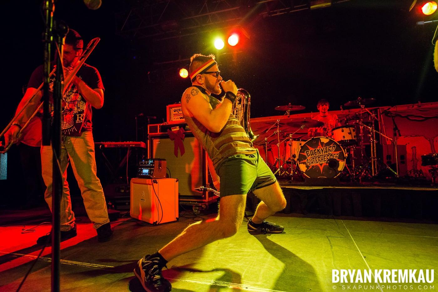 Backyard Superheroes @ Starland Ballroom, Sayreville, NJ - 11.23.18 (10)