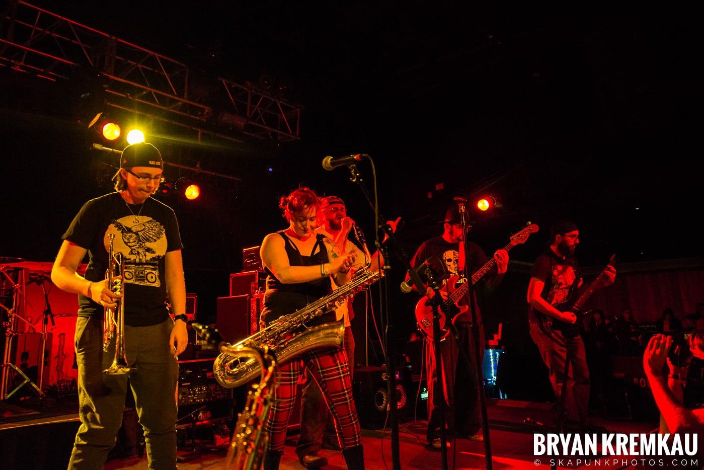 Backyard Superheroes @ Starland Ballroom, Sayreville, NJ - 11.23.18 (6)
