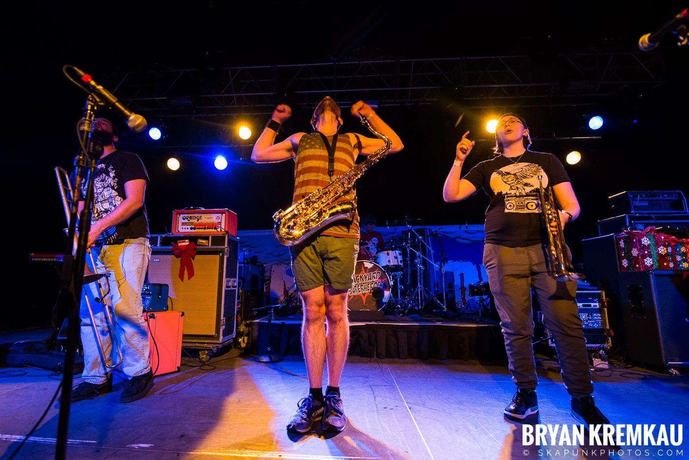 Backyard Superheroes @ Starland Ballroom, Sayreville, NJ - 11.23.18 (2)