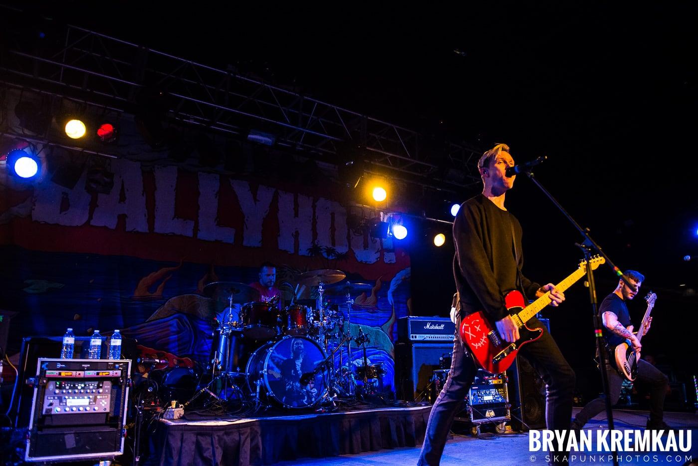 Ballyhoo! @ Starland Ballroom, Sayreville, NJ - 11.23.18 (46)