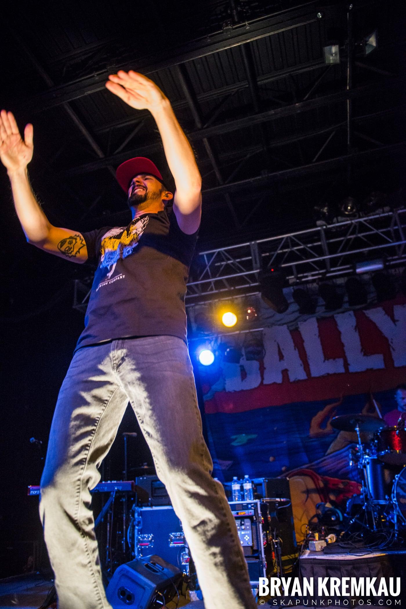 Ballyhoo! @ Starland Ballroom, Sayreville, NJ - 11.23.18 (35)