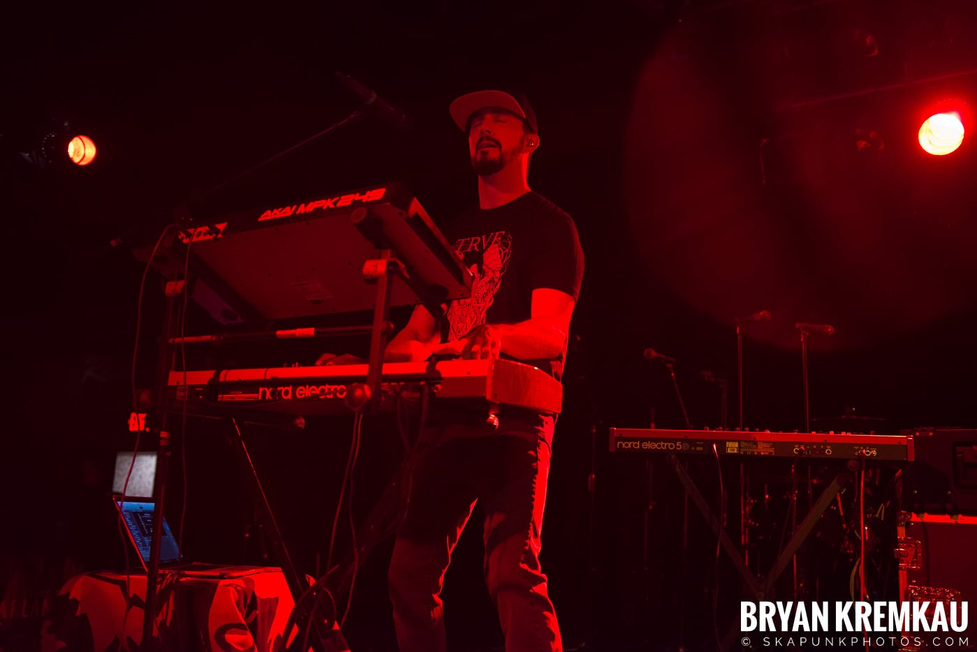 Ballyhoo! @ Starland Ballroom, Sayreville, NJ - 11.23.18 (23)