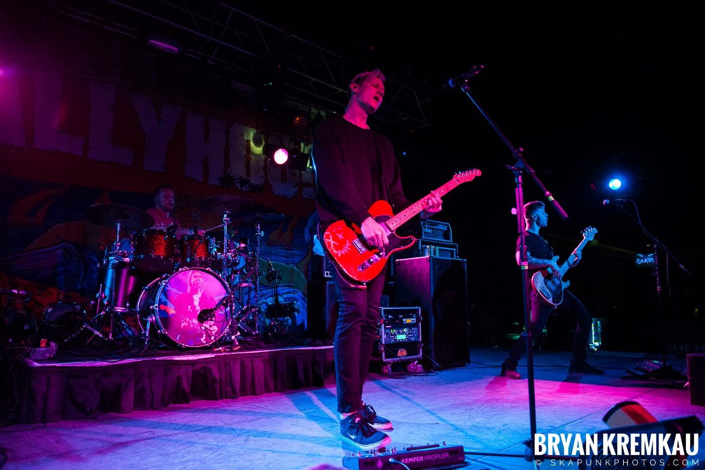 Ballyhoo! @ Starland Ballroom, Sayreville, NJ - 11.23.18 (22)