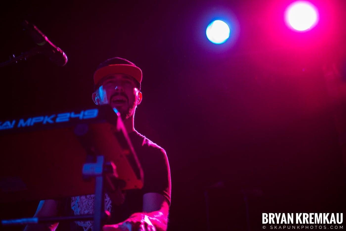 Ballyhoo! @ Starland Ballroom, Sayreville, NJ - 11.23.18 (20)