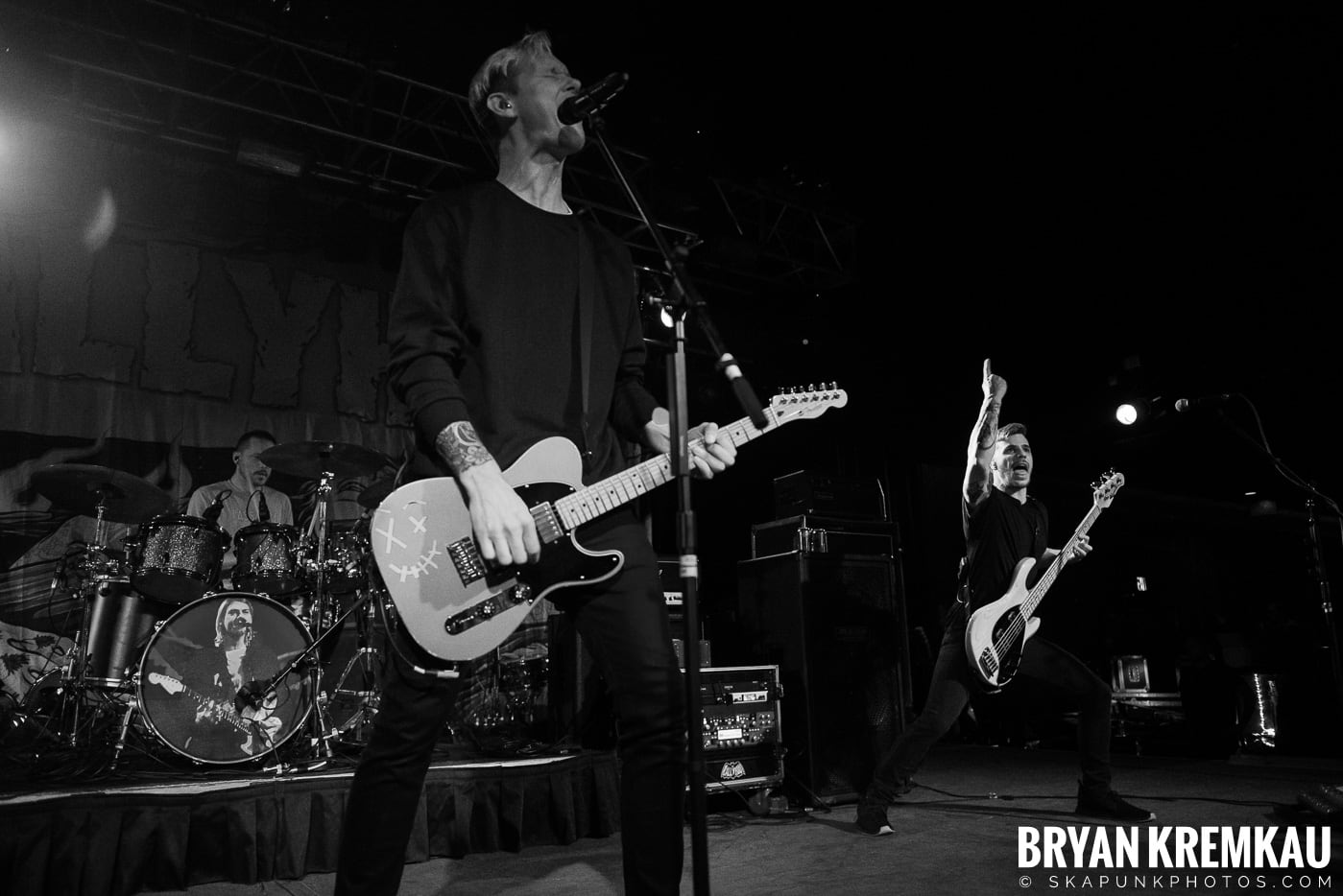 Ballyhoo! @ Starland Ballroom, Sayreville, NJ - 11.23.18 (13)