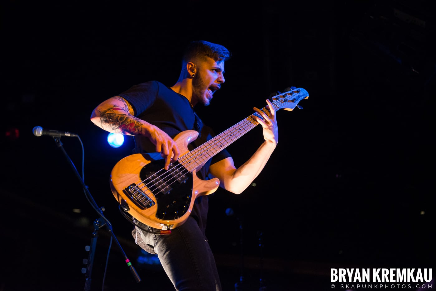 Ballyhoo! @ Starland Ballroom, Sayreville, NJ - 11.23.18 (12)