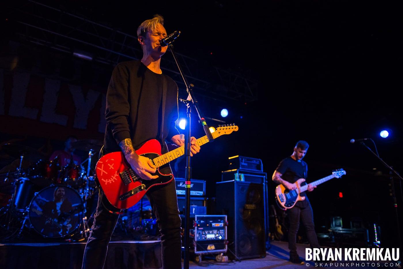Ballyhoo! @ Starland Ballroom, Sayreville, NJ - 11.23.18 (9)