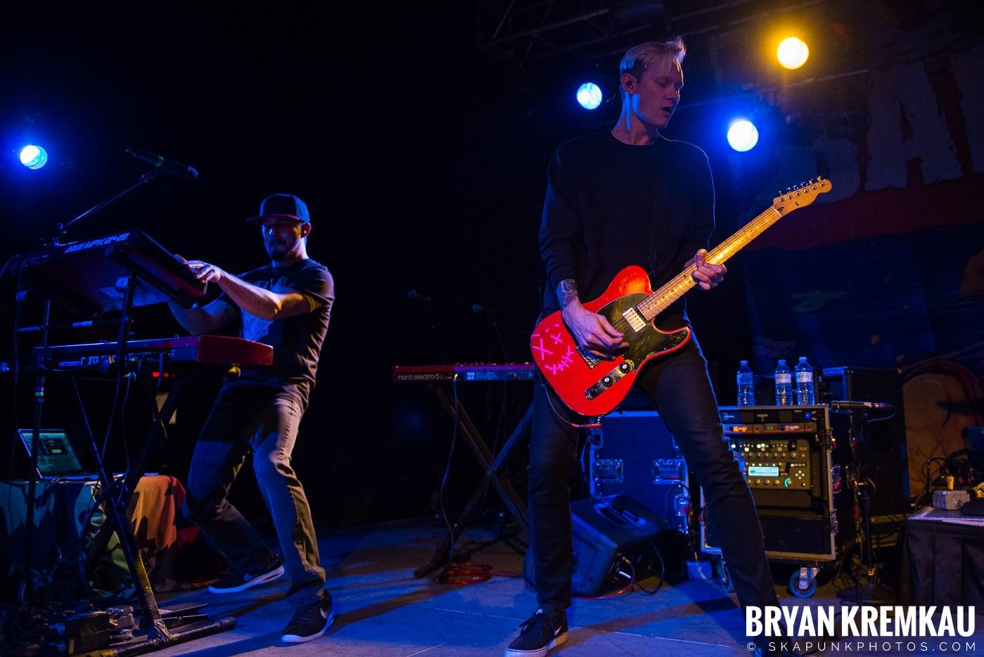 Ballyhoo! @ Starland Ballroom, Sayreville, NJ - 11.23.18 (8)