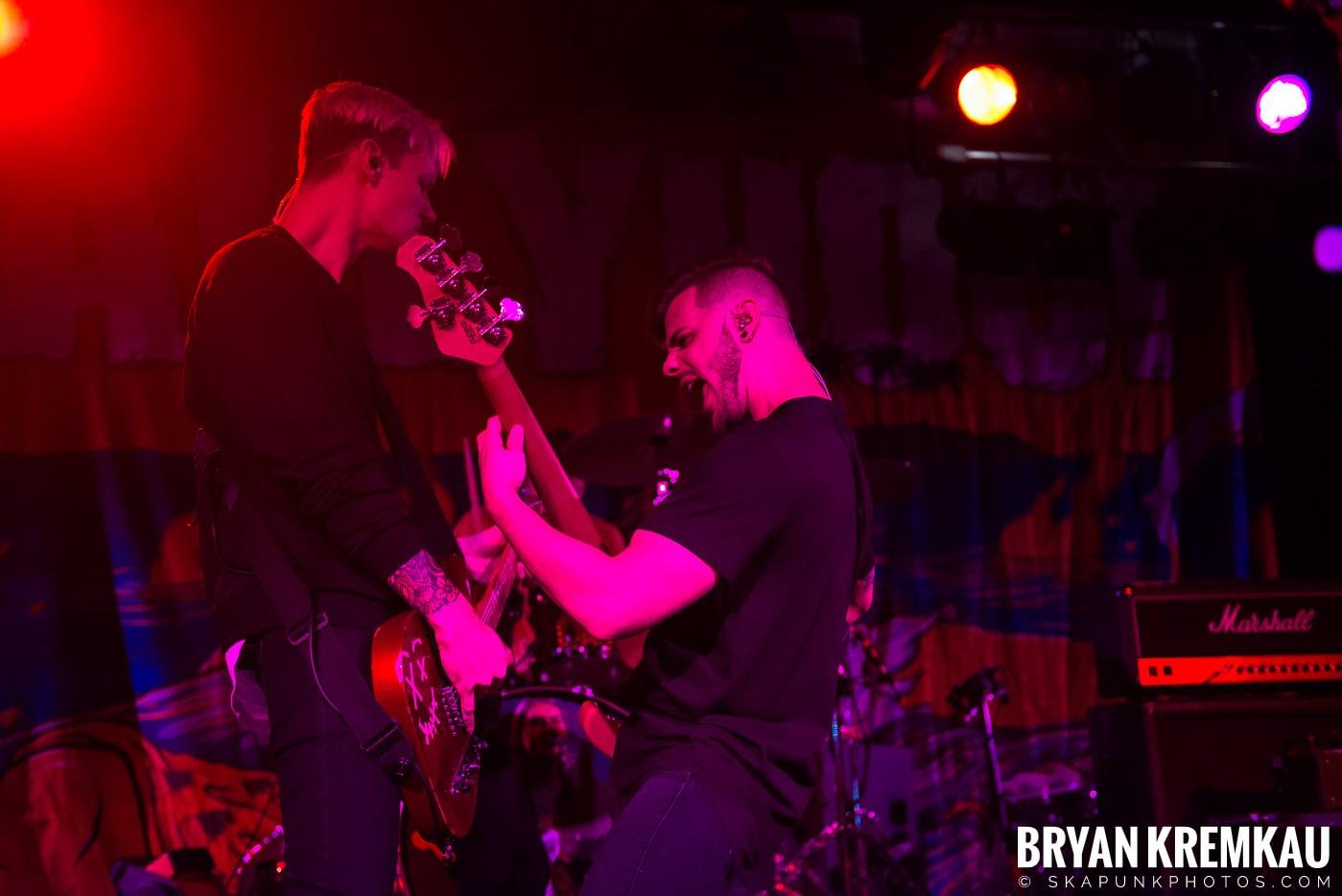 Ballyhoo! @ Starland Ballroom, Sayreville, NJ - 11.23.18 (7)