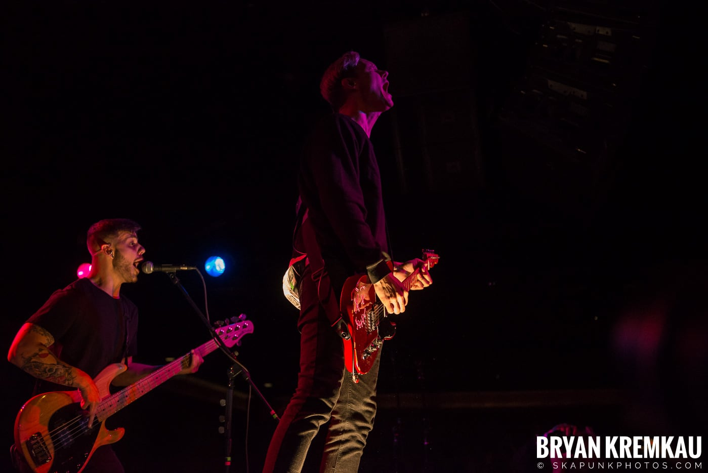 Ballyhoo! @ Starland Ballroom, Sayreville, NJ - 11.23.18 (6)