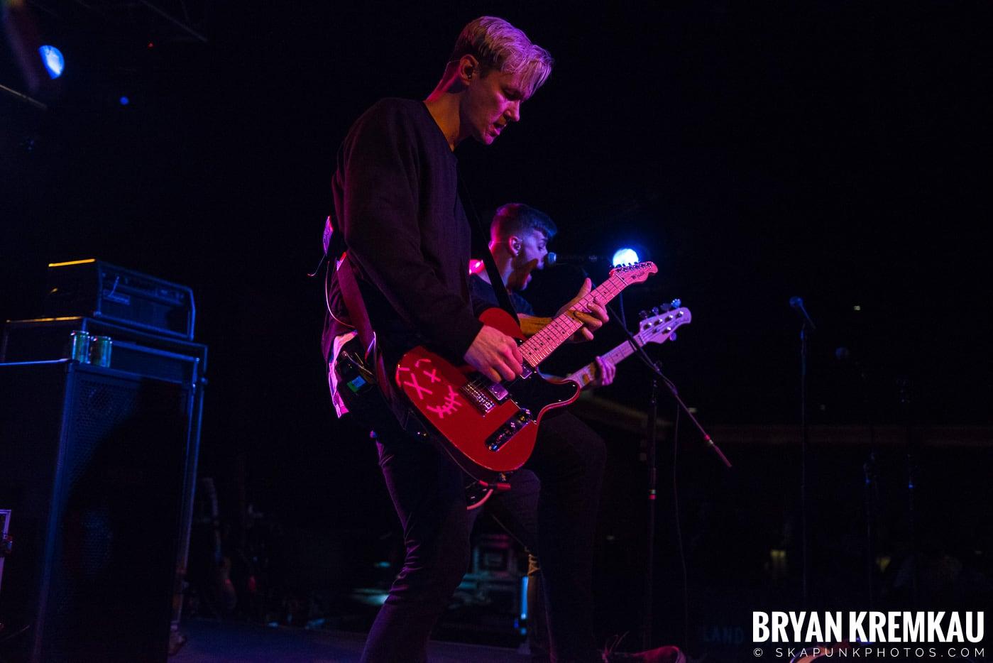 Ballyhoo! @ Starland Ballroom, Sayreville, NJ - 11.23.18 (5)
