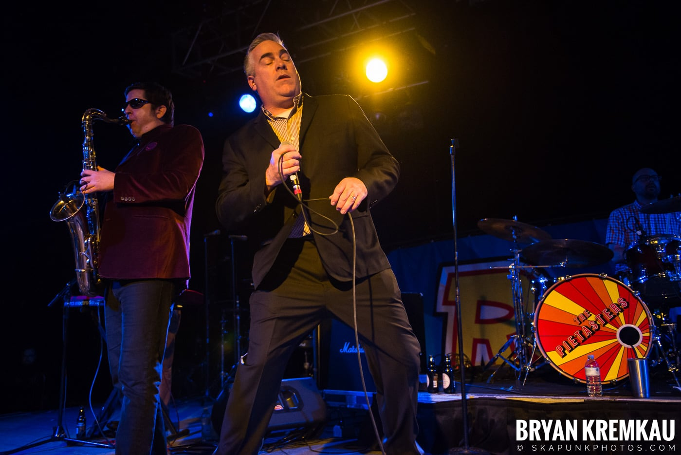 The Pietasters @ Starland Ballroom, Sayreville, NJ - 11.23.18 (44)