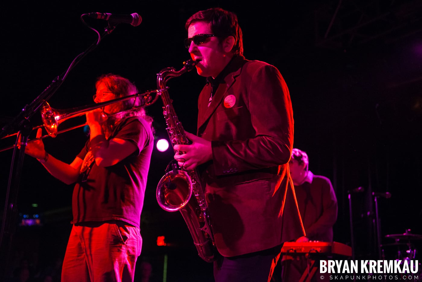 The Pietasters @ Starland Ballroom, Sayreville, NJ - 11.23.18 (40)