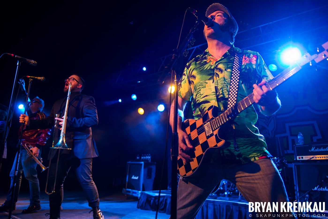 Reel Big Fish @ Starland Ballroom, Sayreville, NJ - 11.23.18 (63)