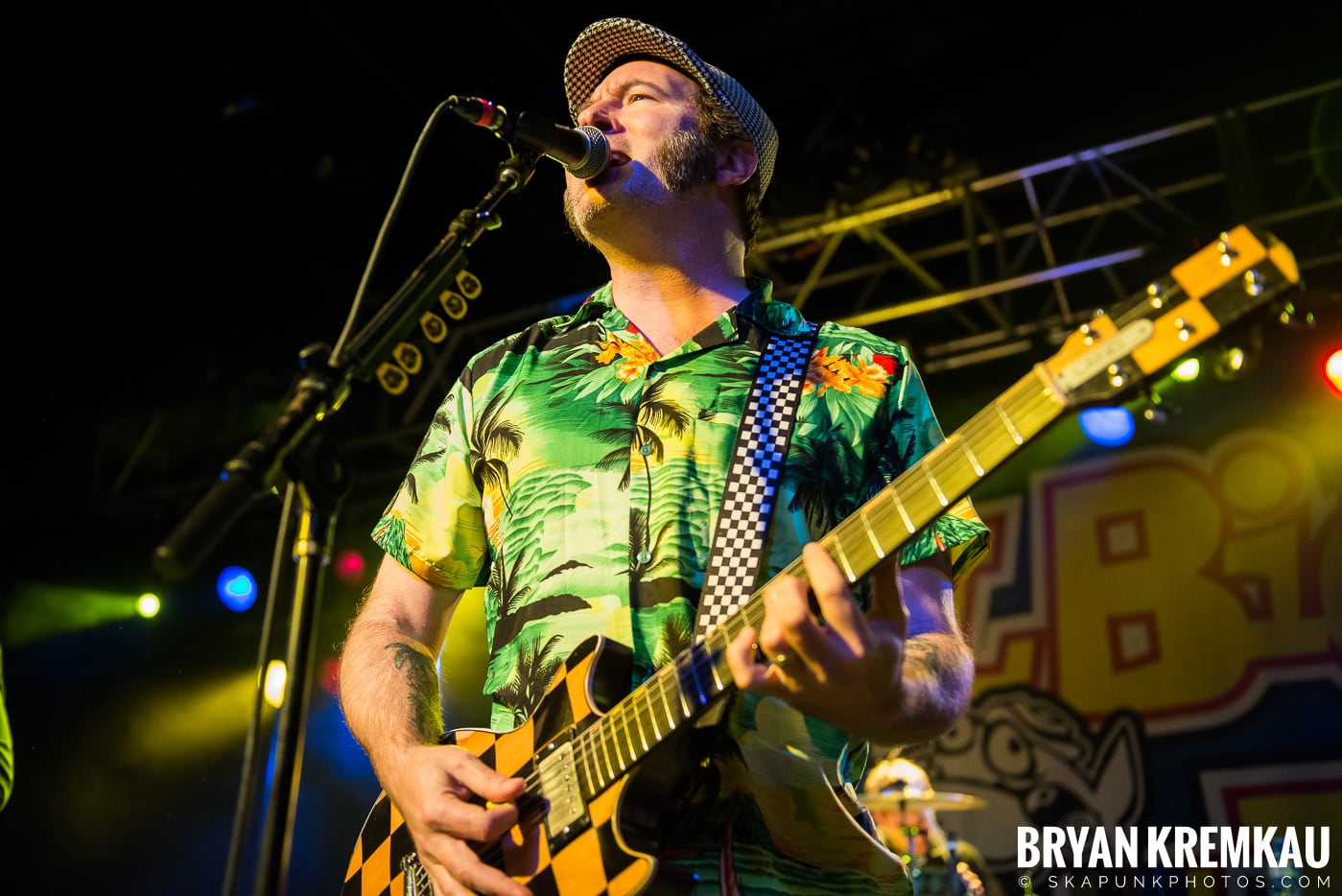 Reel Big Fish @ Starland Ballroom, Sayreville, NJ - 11.23.18 (58)