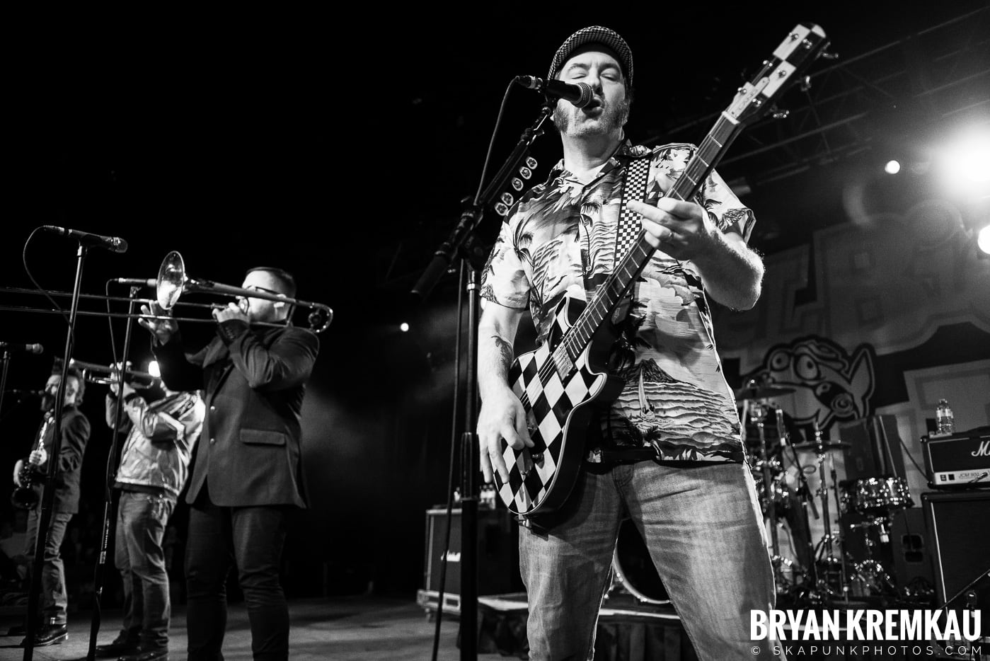 Reel Big Fish @ Starland Ballroom, Sayreville, NJ - 11.23.18 (57)