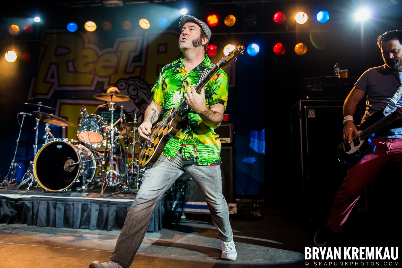 Reel Big Fish @ Starland Ballroom, Sayreville, NJ - 11.23.18 (51)