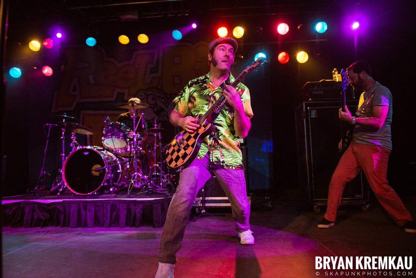 Reel Big Fish @ Starland Ballroom, Sayreville, NJ - 11.23.18 (50)