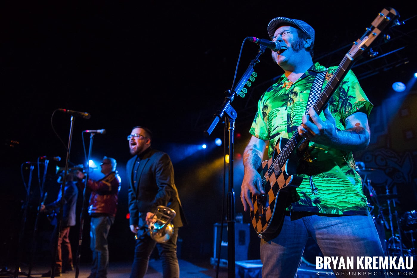 Reel Big Fish @ Starland Ballroom, Sayreville, NJ - 11.23.18 (47)