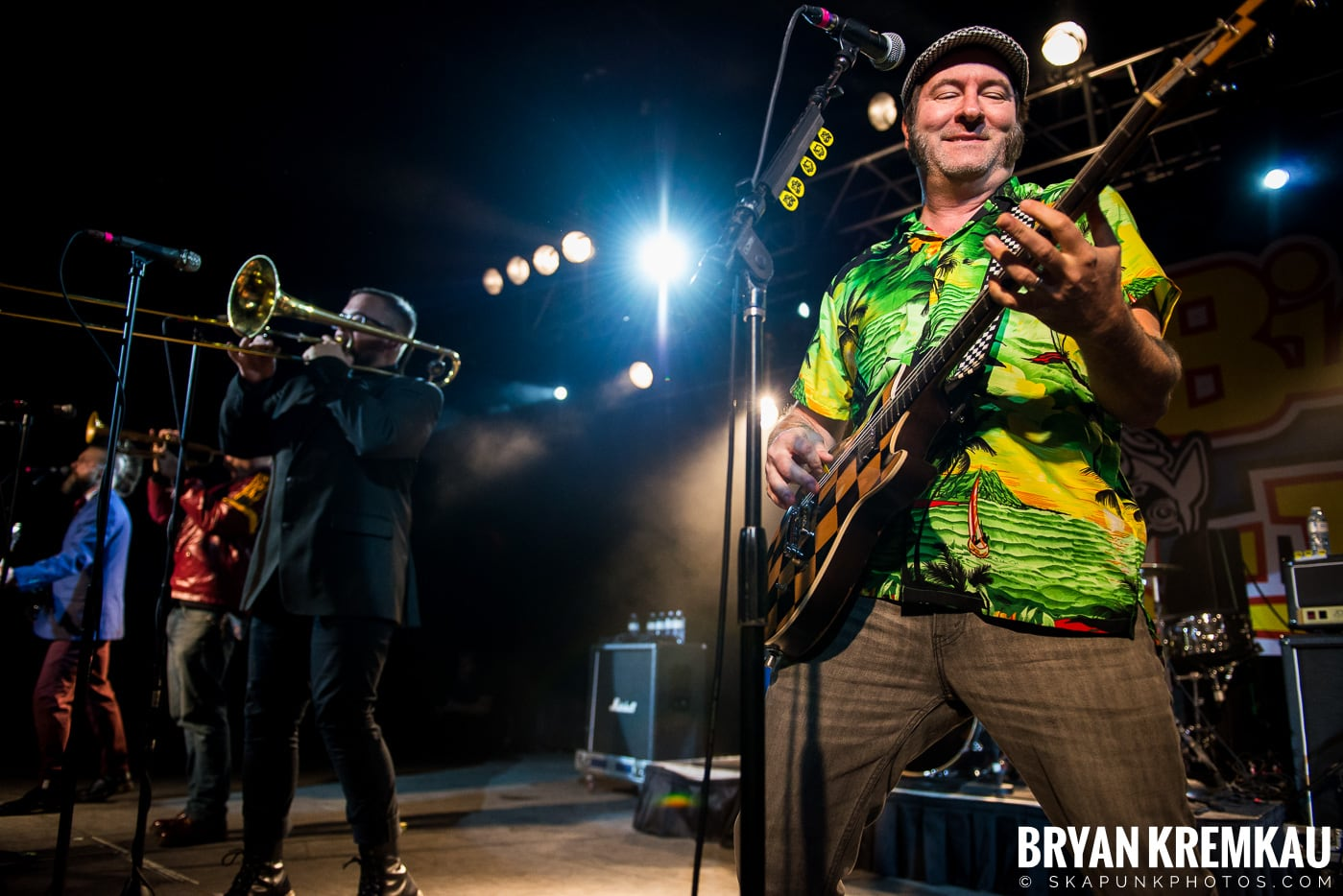 Reel Big Fish @ Starland Ballroom, Sayreville, NJ - 11.23.18 (46)