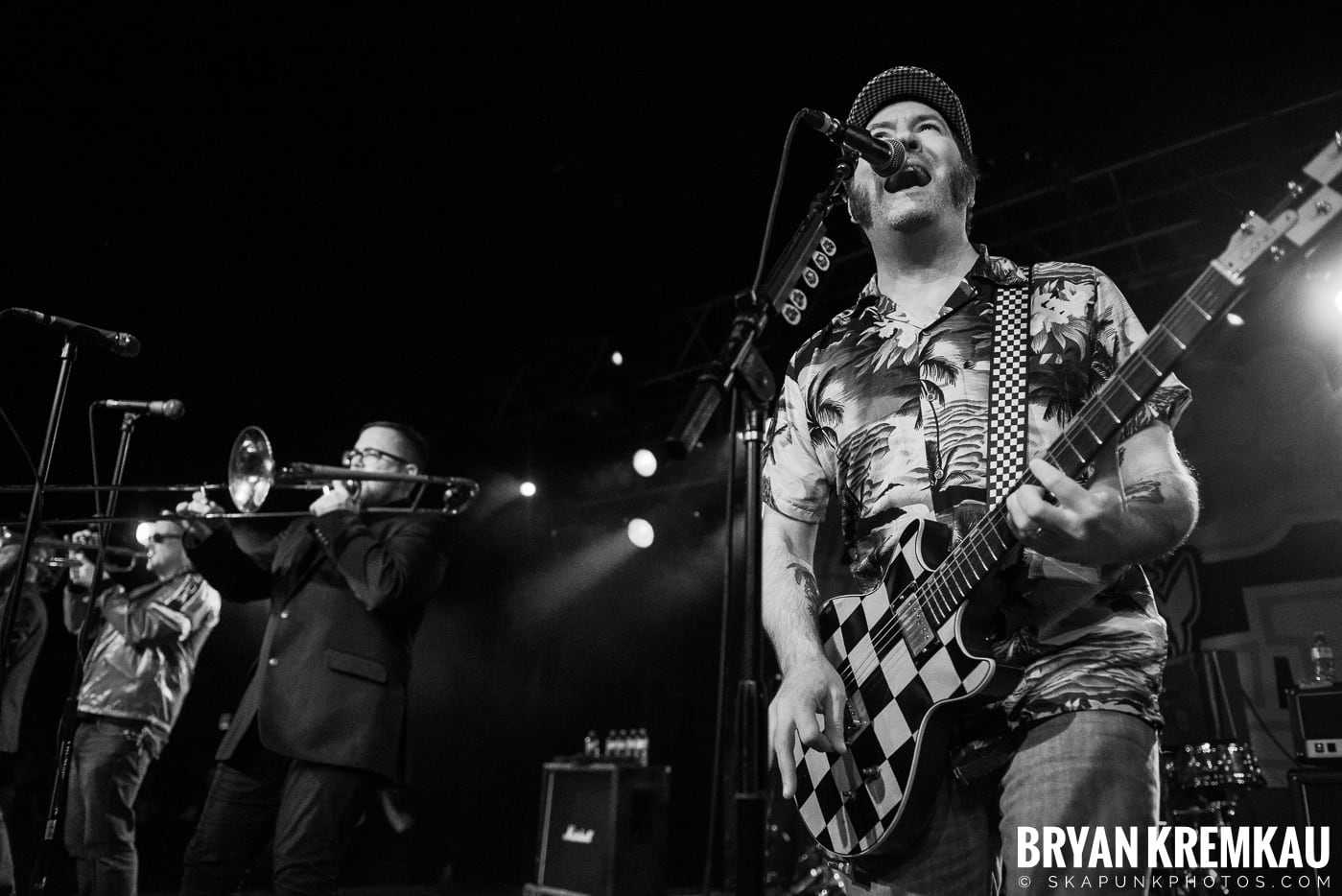 Reel Big Fish @ Starland Ballroom, Sayreville, NJ - 11.23.18 (44)
