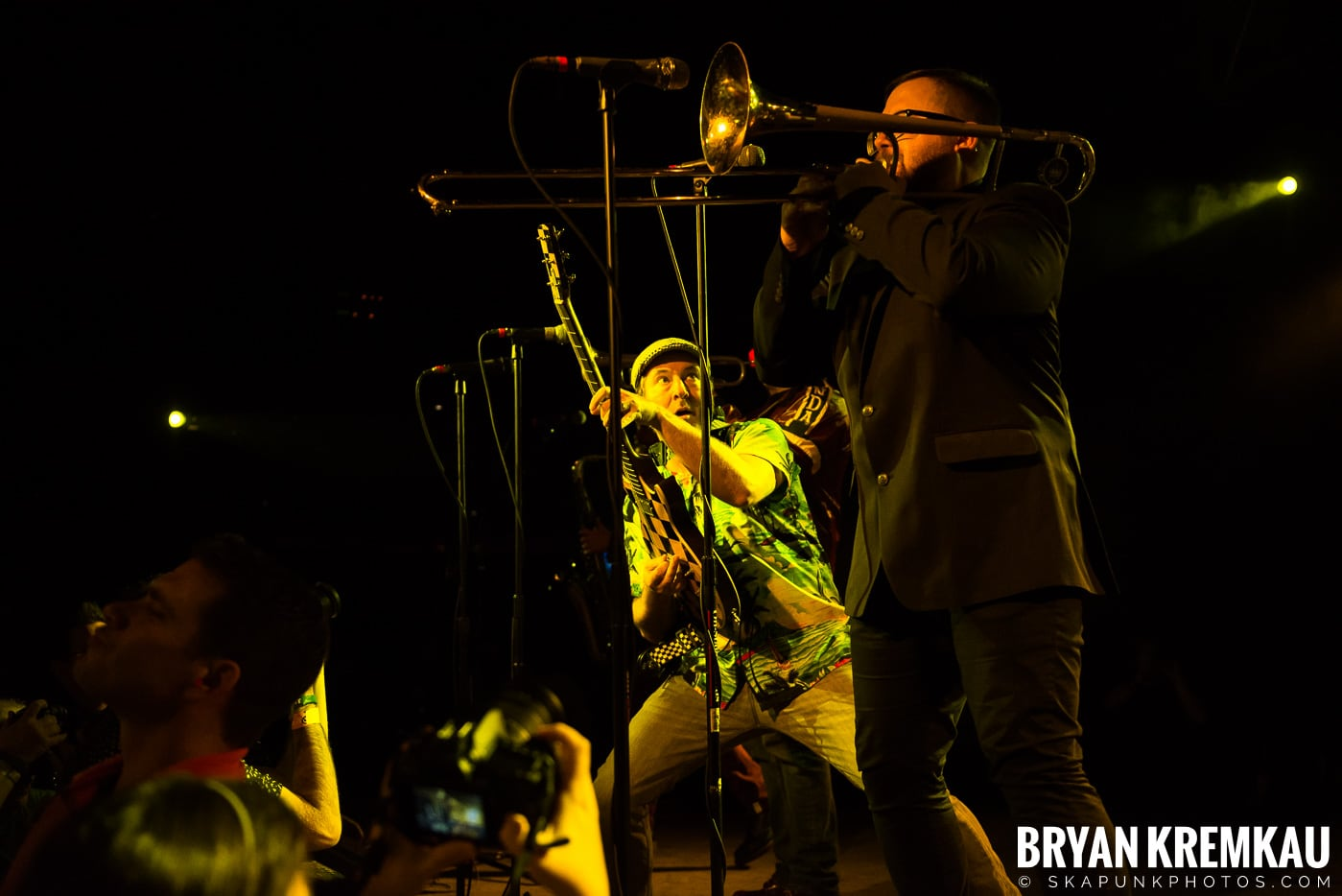 Reel Big Fish @ Starland Ballroom, Sayreville, NJ - 11.23.18 (43)