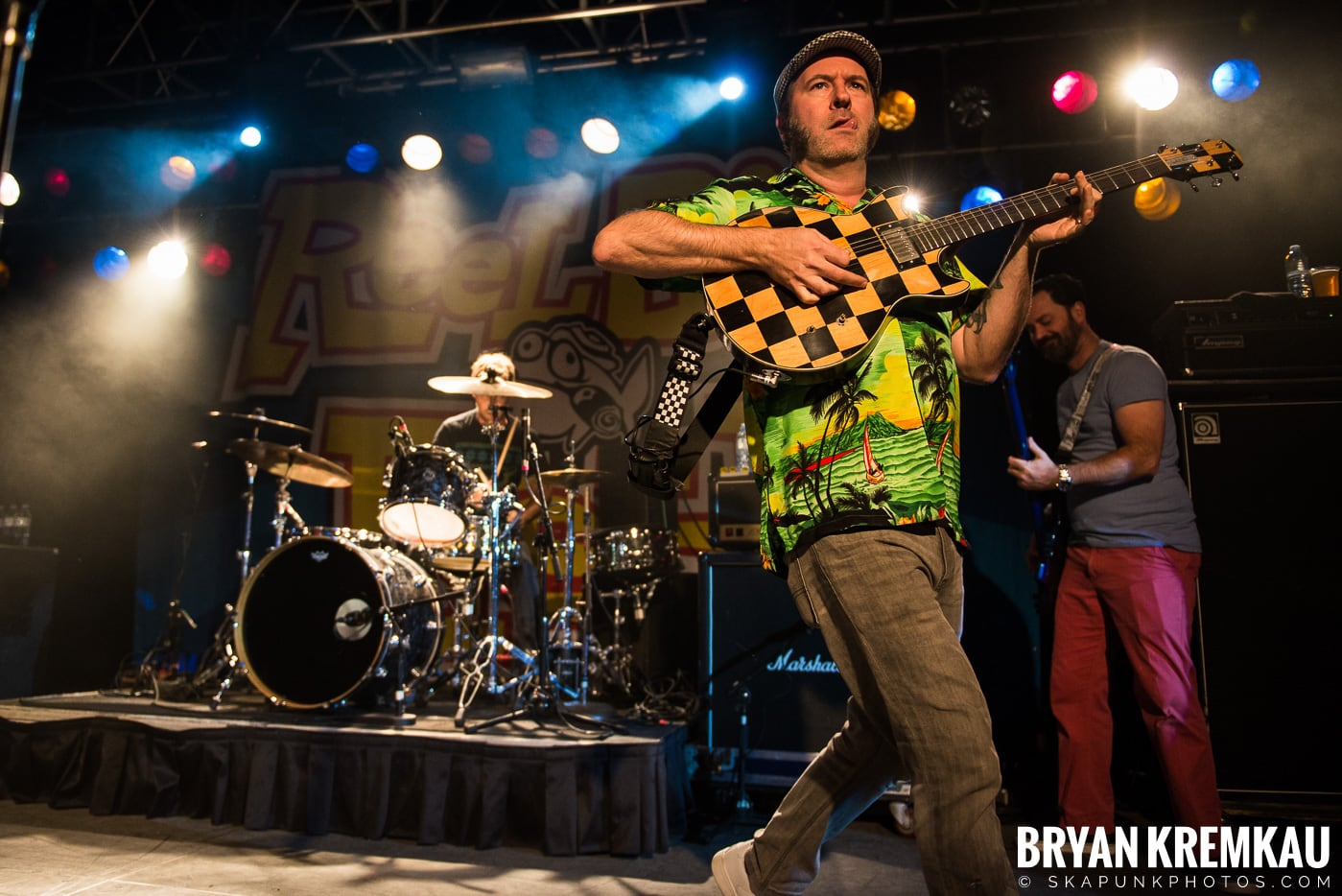 Reel Big Fish @ Starland Ballroom, Sayreville, NJ - 11.23.18 (42)