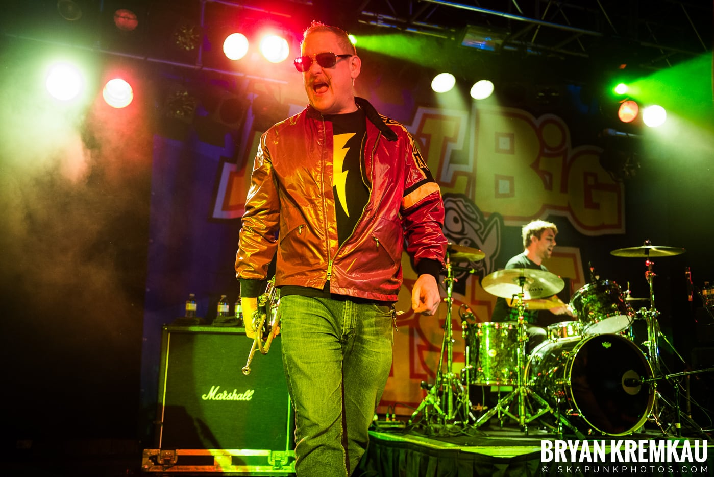 Reel Big Fish @ Starland Ballroom, Sayreville, NJ - 11.23.18 (34)