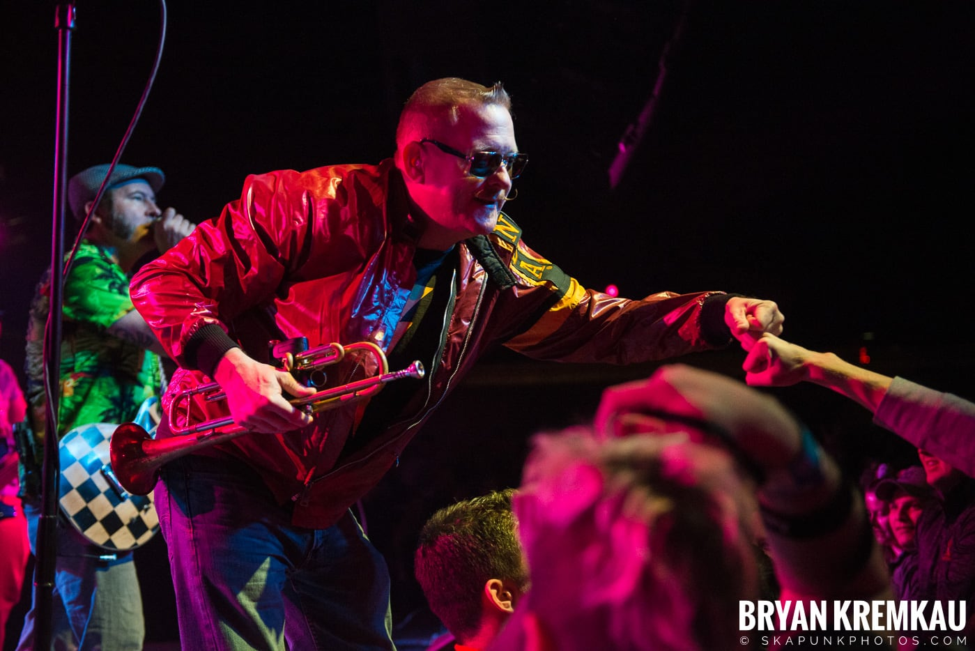 Reel Big Fish @ Starland Ballroom, Sayreville, NJ - 11.23.18 (22)
