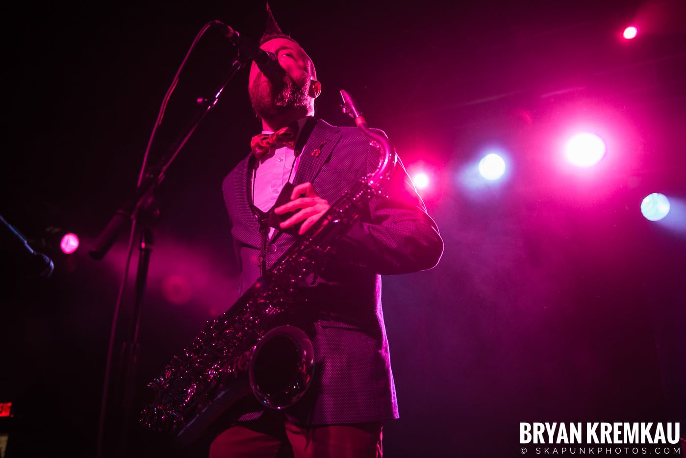 Reel Big Fish @ Starland Ballroom, Sayreville, NJ - 11.23.18 (21)