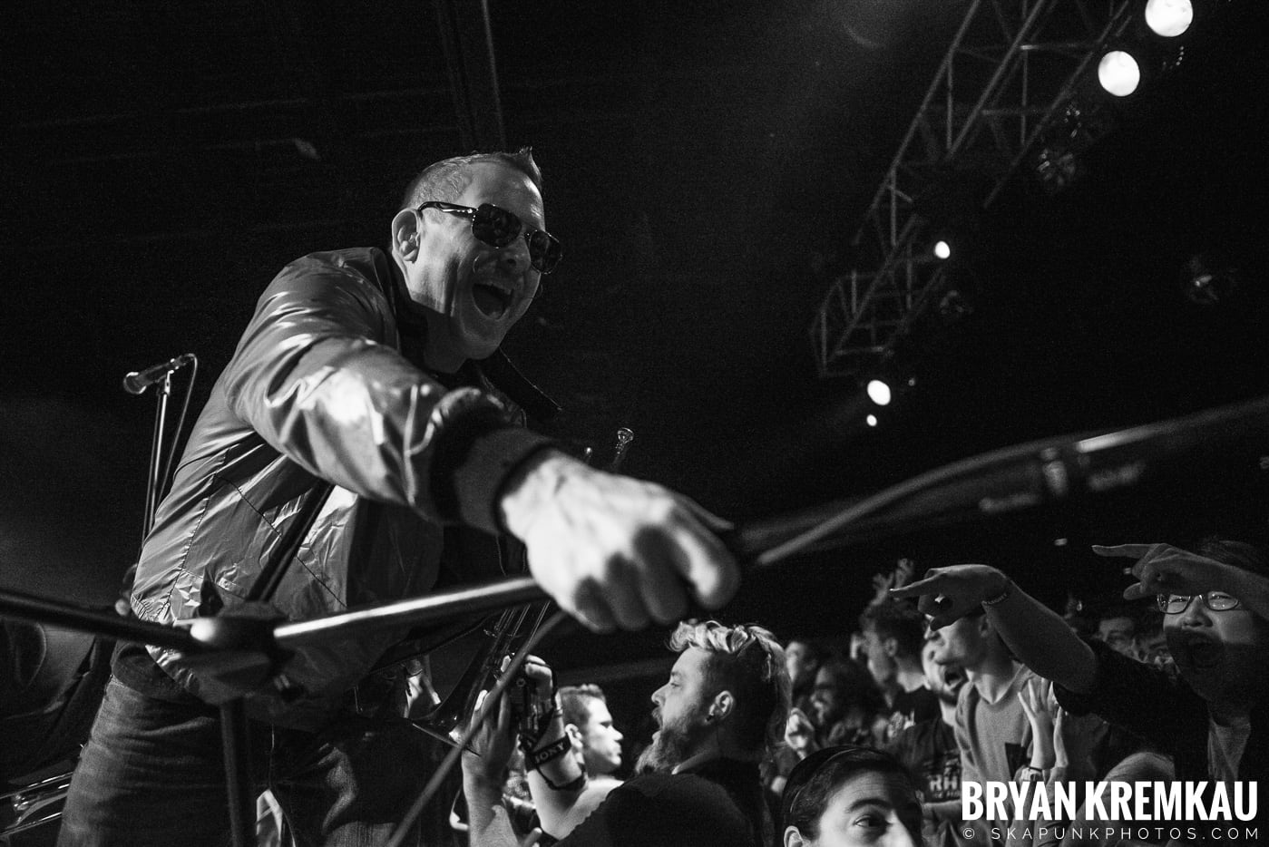 Reel Big Fish @ Starland Ballroom, Sayreville, NJ - 11.23.18 (20)