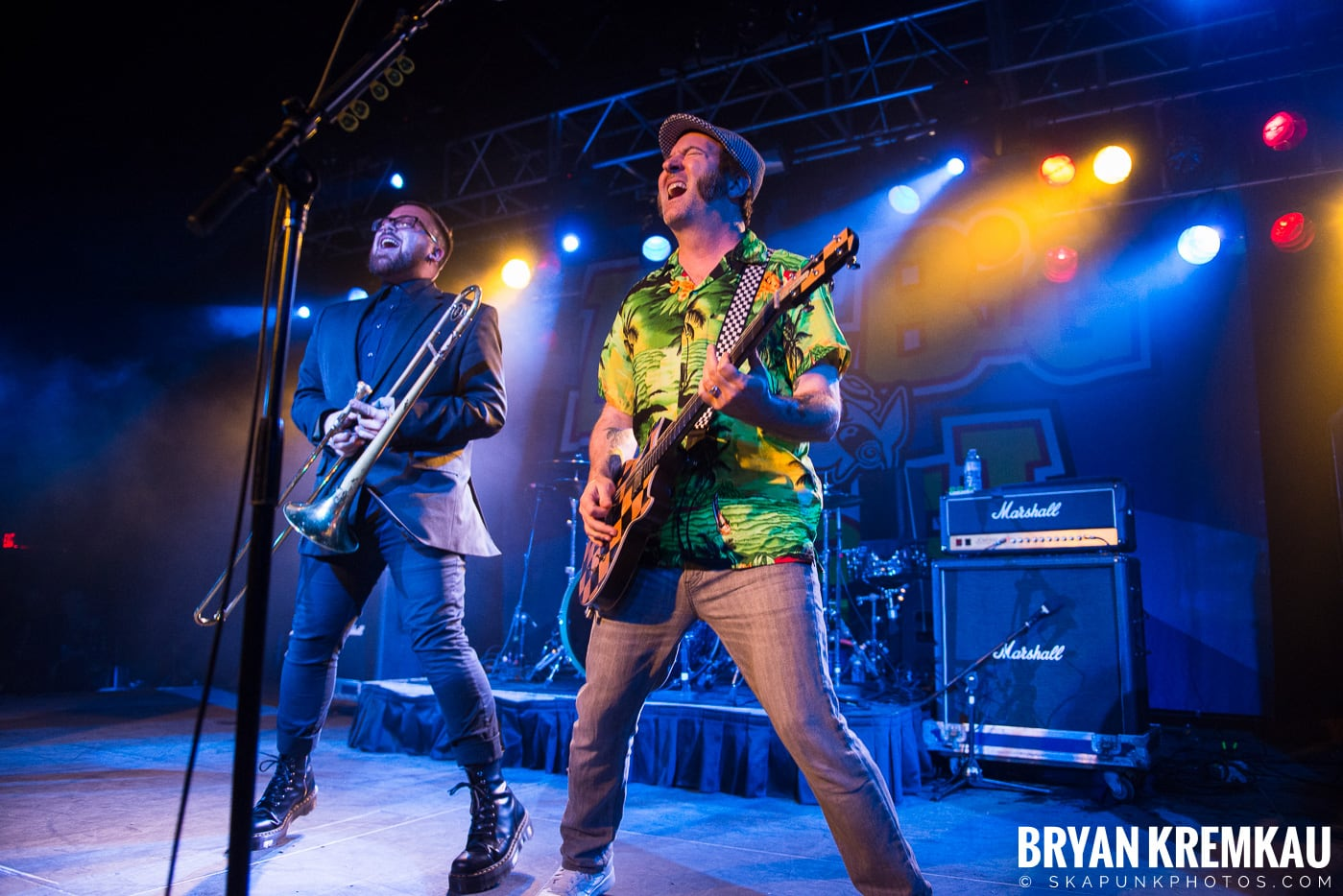 Reel Big Fish @ Starland Ballroom, Sayreville, NJ - 11.23.18 (15)