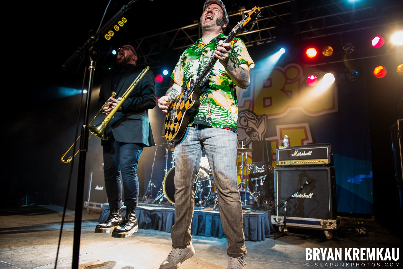 Reel Big Fish @ Starland Ballroom, Sayreville, NJ - 11.23.18 (14)