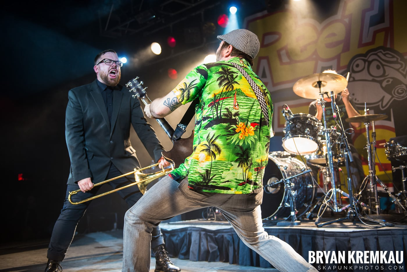 Reel Big Fish @ Starland Ballroom, Sayreville, NJ - 11.23.18 (13)