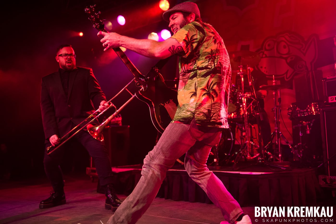 Reel Big Fish @ Starland Ballroom, Sayreville, NJ - 11.23.18 (12)