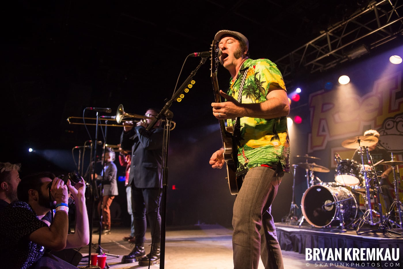 Reel Big Fish @ Starland Ballroom, Sayreville, NJ - 11.23.18 (10)