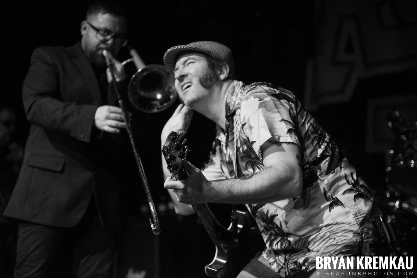 Reel Big Fish @ Starland Ballroom, Sayreville, NJ - 11.23.18 (9)