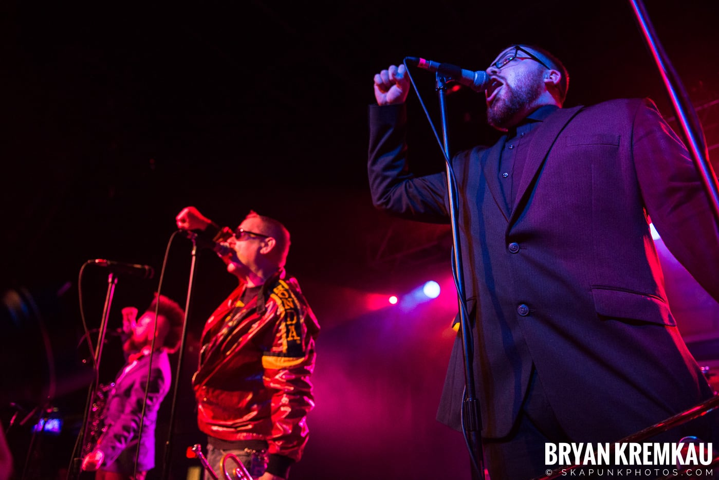 Reel Big Fish @ Starland Ballroom, Sayreville, NJ - 11.23.18 (5)