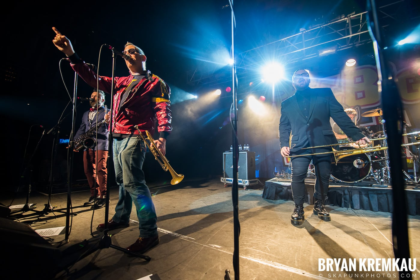Reel Big Fish @ Starland Ballroom, Sayreville, NJ - 11.23.18 (2)