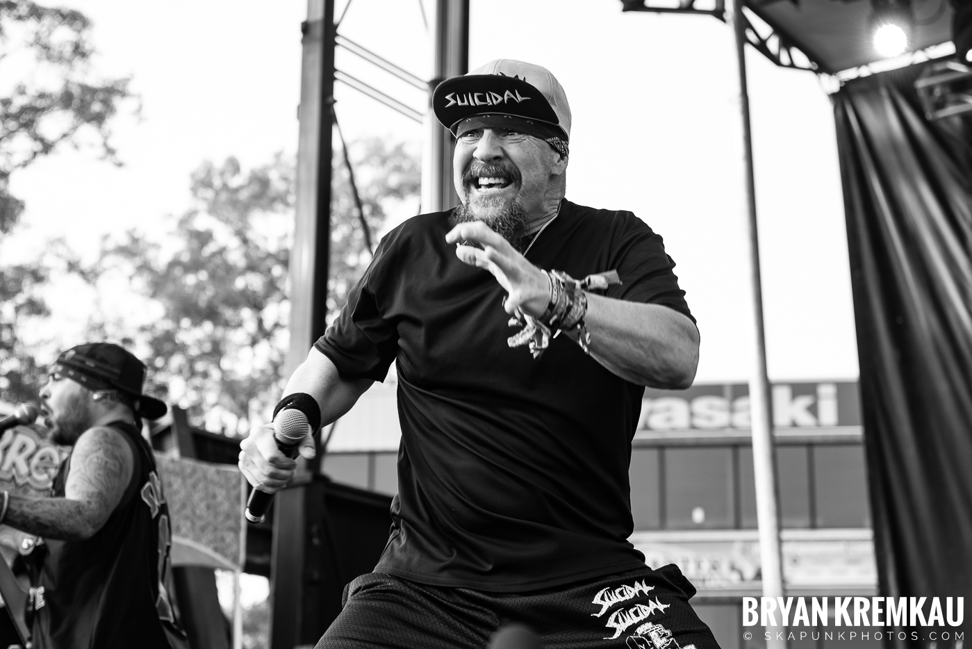 Suicidal Tendencies @ The Bash Music & Craft Beer Festival, Old Bridge Township Raceway Park, Englishtown, NJ - 6.2.19 (42)