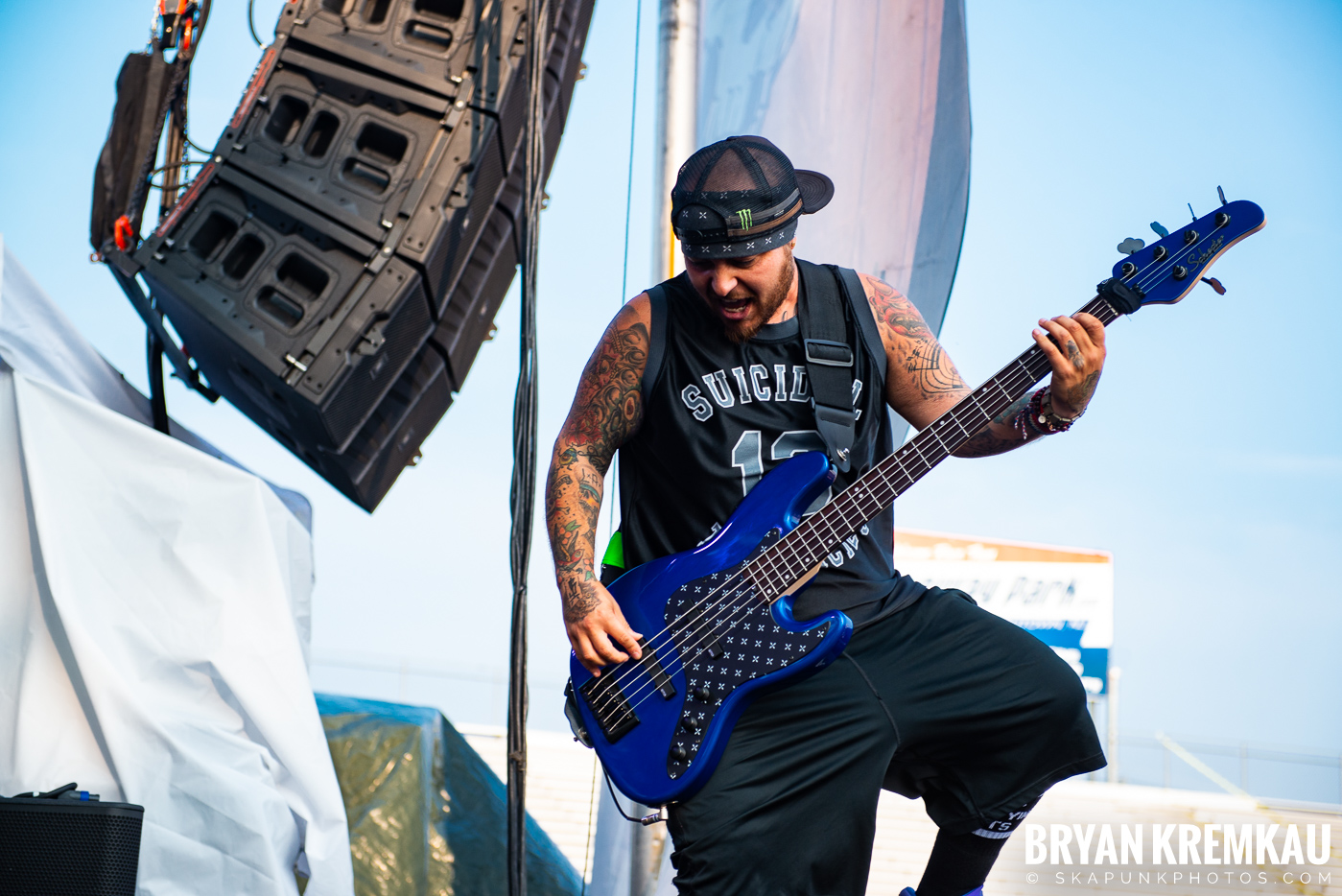 Suicidal Tendencies @ The Bash Music & Craft Beer Festival, Old Bridge Township Raceway Park, Englishtown, NJ - 6.2.19 (28)