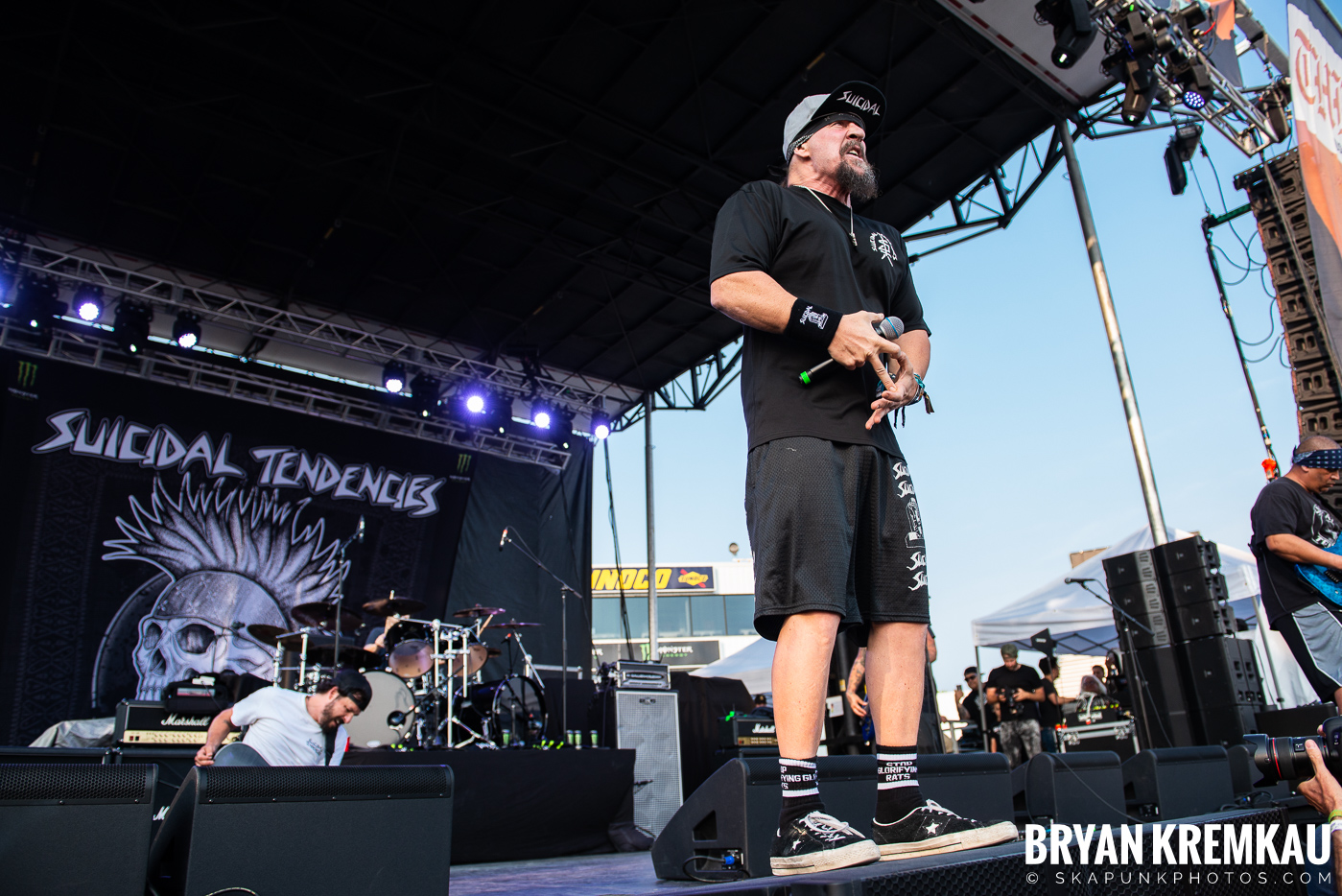 Suicidal Tendencies @ The Bash Music & Craft Beer Festival, Old Bridge Township Raceway Park, Englishtown, NJ - 6.2.19 (15)