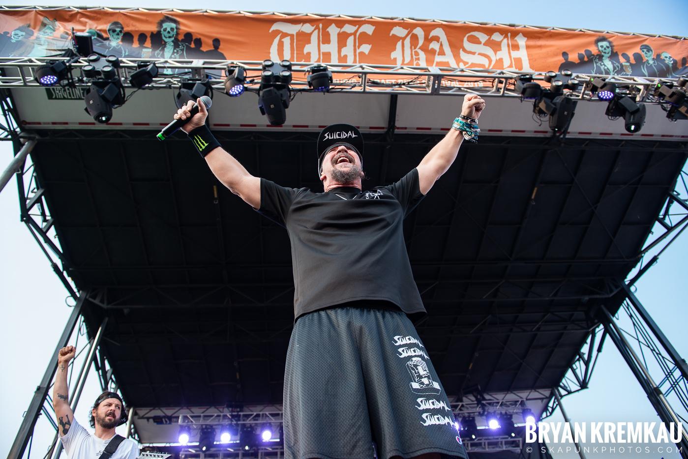 Suicidal Tendencies @ The Bash Music & Craft Beer Festival, Old Bridge Township Raceway Park, Englishtown, NJ - 6.2.19 (11)